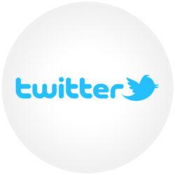 Pyber CRM - huizen websites koppeling twitter