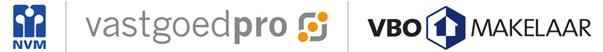 Pyber makelaarssoftware - Brancheorganisaties makelaars NVM VastgoedPro VBO